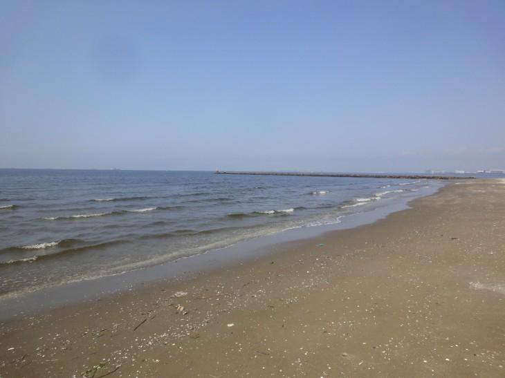 幕張の浜2