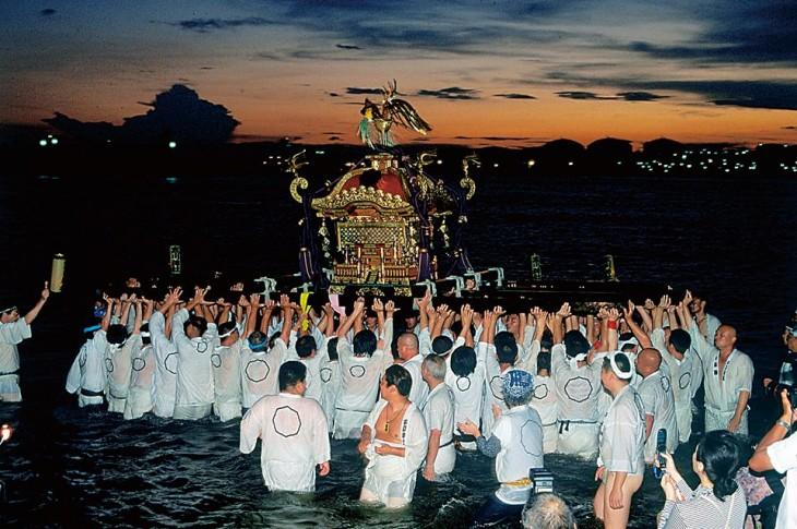 寒川神社例大祭<8/19(日)~21(火)>