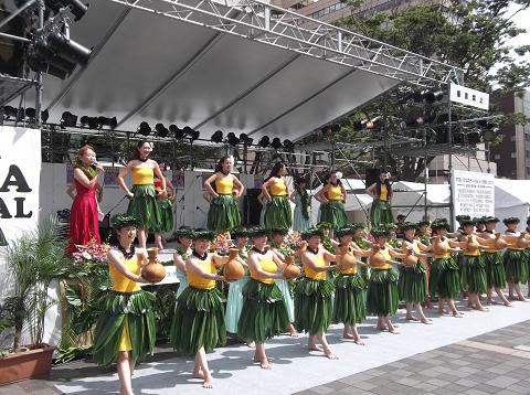 アロハフェスティバル in CHIBA 2014(9/13-15)