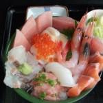 海鮮丼(長谷川食堂)