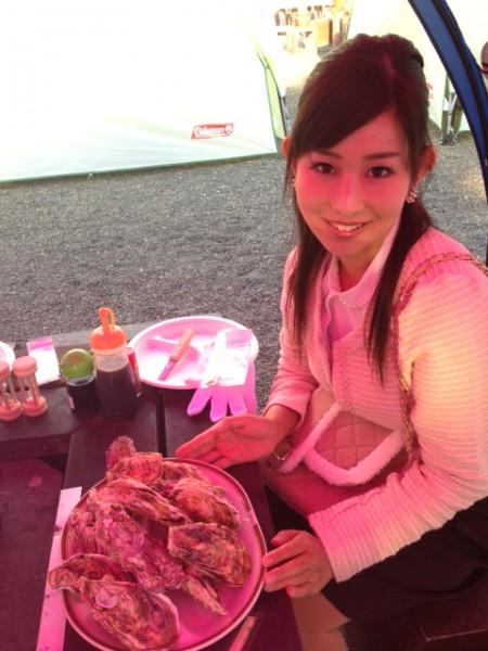 ❤牡蠣にいちごに。。。食欲の冬です@くみっきー❤