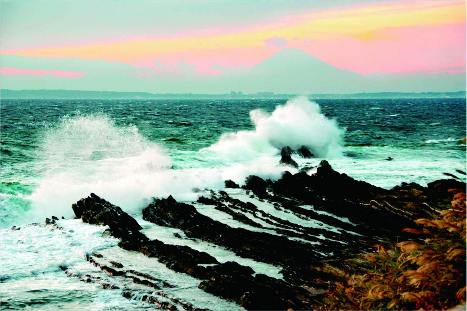 新春写真展「房総の魅力ある風景~南房総:大地と海と陽光のドラマ~」