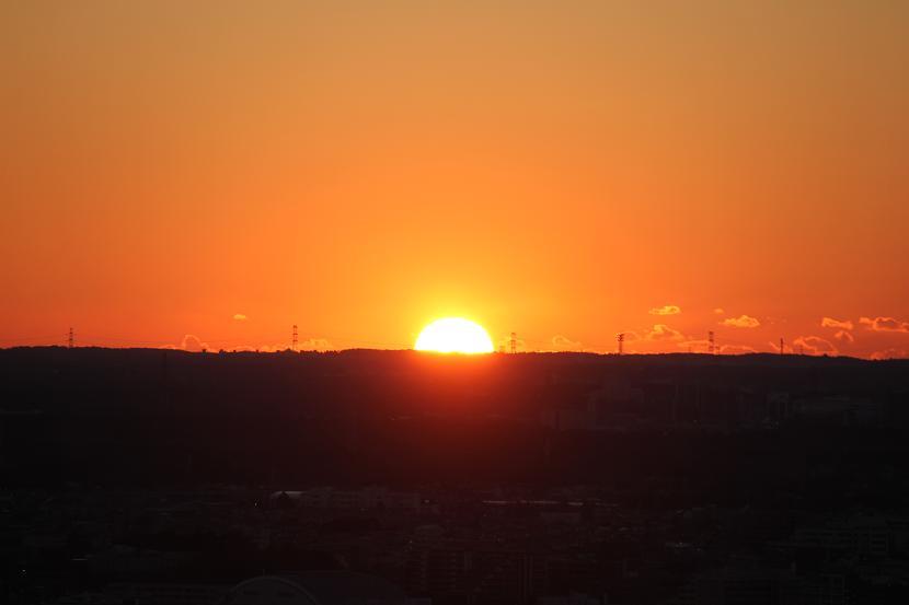 千葉ポートタワー「初日の出」臨時開館