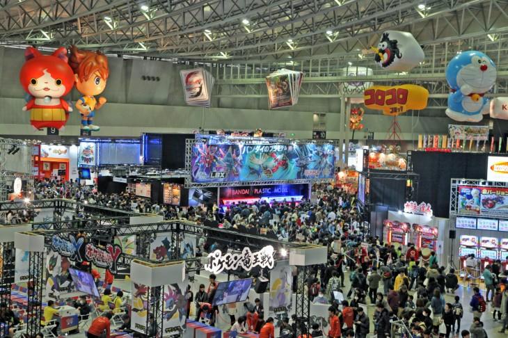 次世代ワールドホビーフェア'15 Winter 東京大会