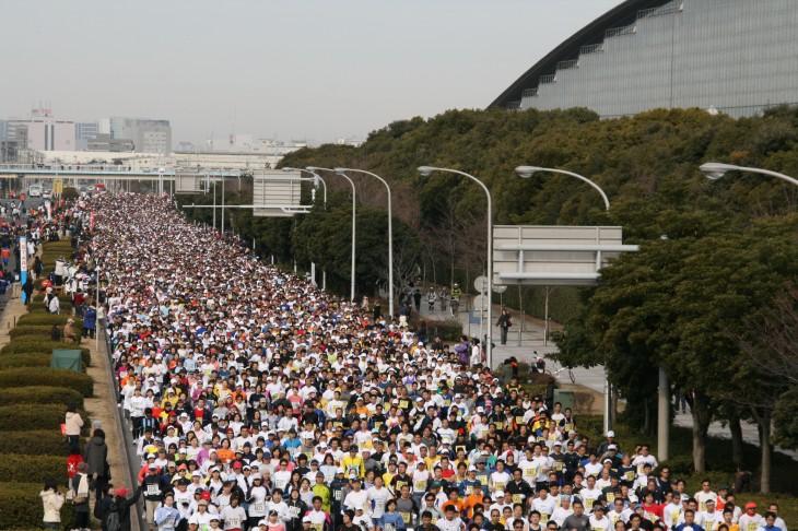 第39回サンスポ千葉マリンマラソン