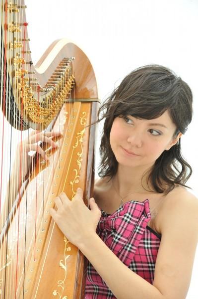 日曜の午後コンサート ハープで奏でるクラッシックの名曲