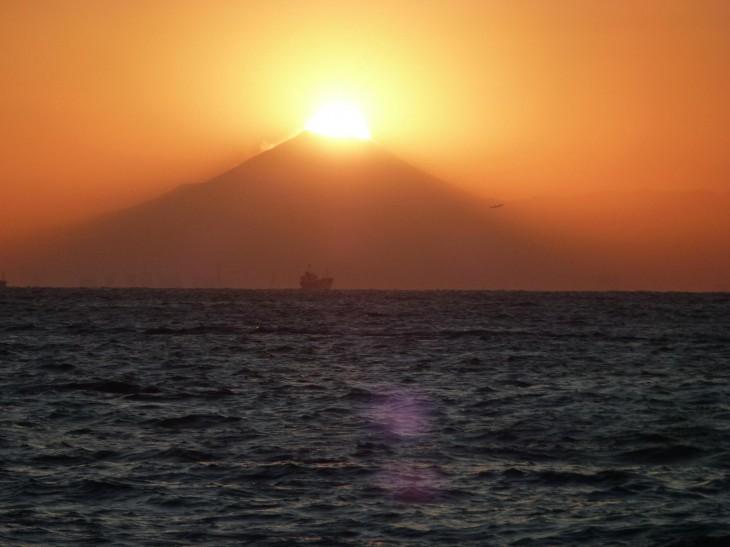 もう一つ!★今が旬♪ダイヤモンド富士、そして千葉の海苔も。。。★