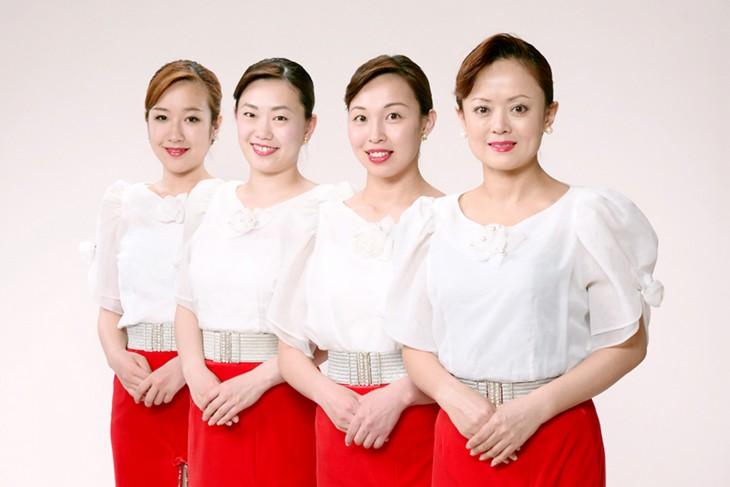 彩花 女性4名