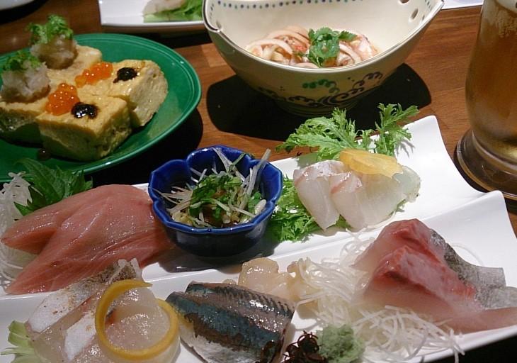 千葉で一番おいしい店を目指します。うまい魚と旨い酒『うおはな』オープン!