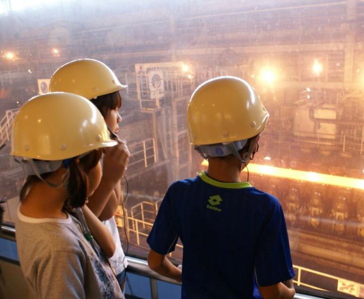 <6/11(木)・18(木)TV放映>千葉市出身のマツコデラックスがJFE工場内を歩きます♪