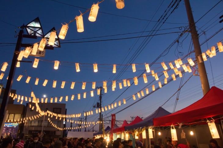 中級者のための写真講座「夜景を撮る」@稲毛あかり祭夜灯<11/21(土)>