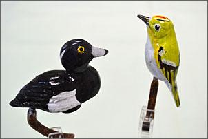 エコデイ野鳥マグネット色塗体験@三陽メディアフラワーミュージアム<10/12(月・祝)>