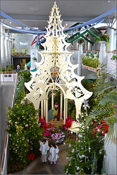 フローラルクリスマス@三陽メディアフラワーミュージアム<11/10(火)~12/25(金)>