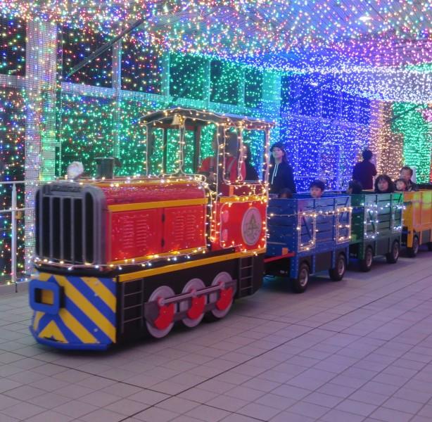 AEON MALL Make a Christmas@イオンモール幕張新都心 <開催中~12/25(金)>