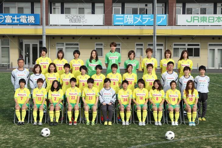 ジェフ市原・千葉レディース vs INAC神戸 レオネッサ@フクダ電子アリーナ<10/1(土)>
