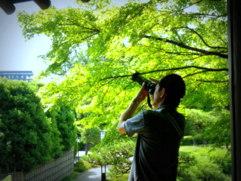 新緑を撮るデジカメ講座@幕張海浜公園<5/7(土)>
