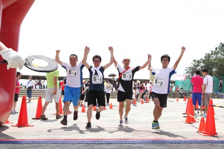 第4回稲毛海浜公園花のマラソン<5/29(日)>
