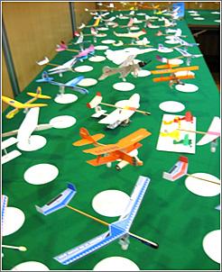 紙飛行機展示会・工作体験@稲毛民間航空記念館<4/29(金・祝)~5/8(日)>