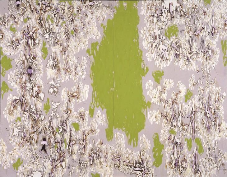 千葉市美術館所蔵作品展「ふたつの柱 −江戸絵画/現代美術をめぐる」<6/1(水)〜26(日)>