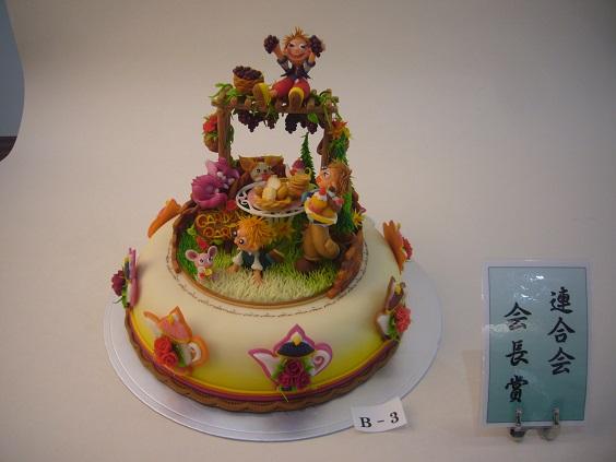 千葉県洋菓子作品コンテスト2016@千葉三越<6/15(水)~20(月)>