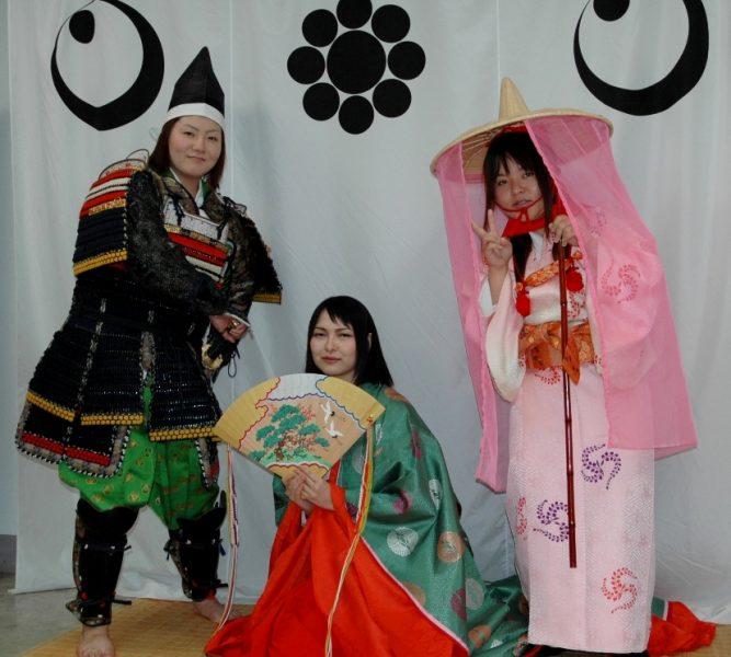 鎧やむかしの着物の着用体験@千葉市立郷土博物館<7/9(土)>