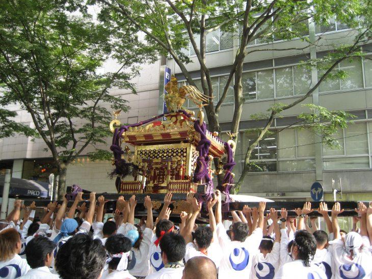 【H28情報】千葉神社第890回妙見大祭<8/16(火)~22(月)>