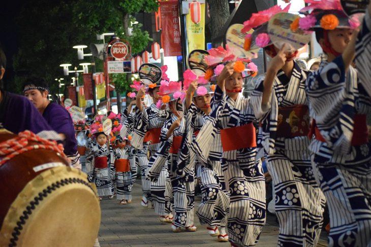 千葉開府890年記念 第41回千葉の親子三代夏祭り@千葉中央公園他<8/20(土)・21(日)>