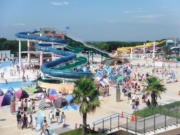 【H28情報】海水浴&プールで楽しさ2倍!!稲毛海浜公園プール・いなげの浜海水浴場オープン!<7/16(土)~8/31(水)>