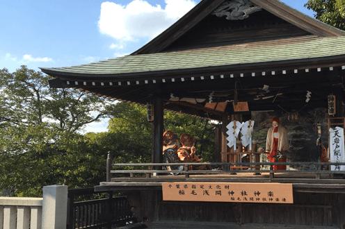 家内安全・安産子育て大祭@稲毛浅間神社<7/14(木)・15(金)>