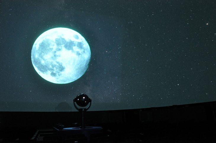 きぼーる星空観察会「もう一つのお月見」@千葉市科学館<10/13(木)>