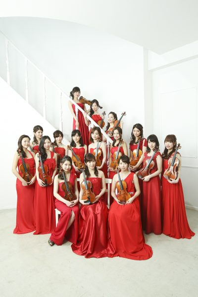 10th Anniversary 高嶋ちさ子 12人のヴァイオリニスト「MUSE~Best 12 Harmony~」@千葉市民会館<10/29(土)>