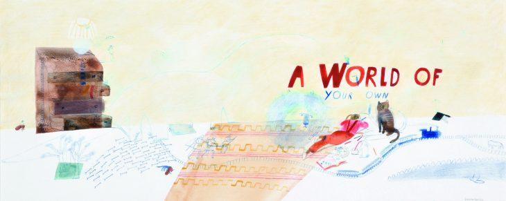 ブラティスラヴァ世界絵本原画展− 絵本の50年 これまでとこれから−<1/4(水)~ 2/26(日)>