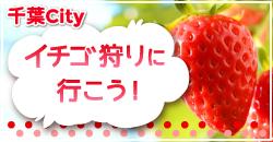 イチゴ狩りに行こう!