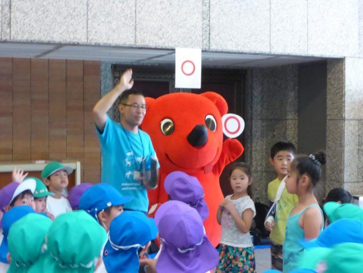 まるごとチーバくん展~ありがとう、10周年@千葉県立中央博物館<1/11(水)~31(火)>