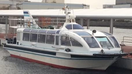 ***2月の観光船運航日のお知らせ***(千葉ポートサービスより)