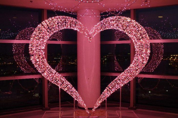 千葉ポートタワー バレンタインデーフェア2017 <2/1(水)~14(火)>