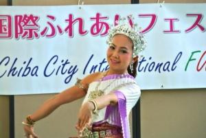 ちば市国際ふれあいフェスティバル2017@きぼーる<2/12(日)>