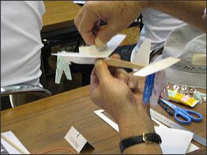 競技用紙飛行機工作教室@稲毛民間航空記念館<1/22(日)>