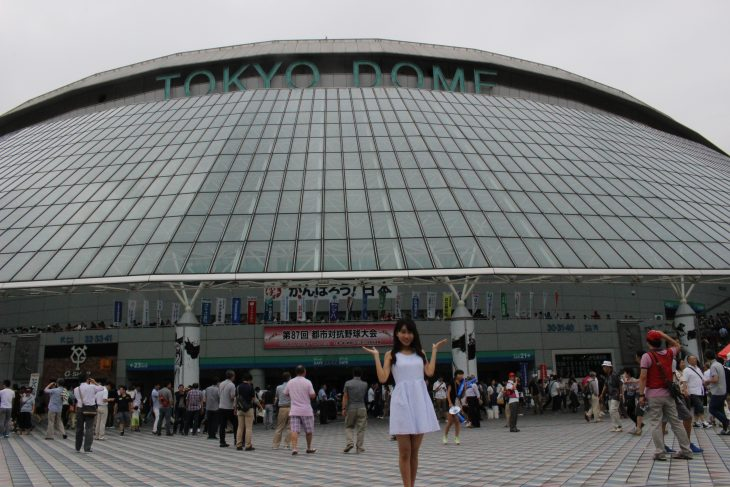 △都市対抗野球大会@東京ドーム