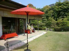 見浜園茶の湯~新緑の会 野点風~@幕張海浜公園<4/29(土・祝)>