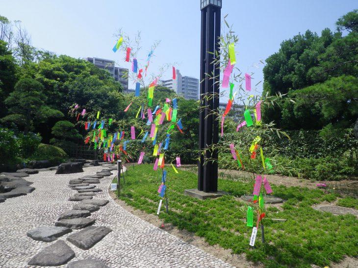 きらきら七夕かざり2018@幕張海浜公園・見浜園<6/30(土)~7/7(土)>