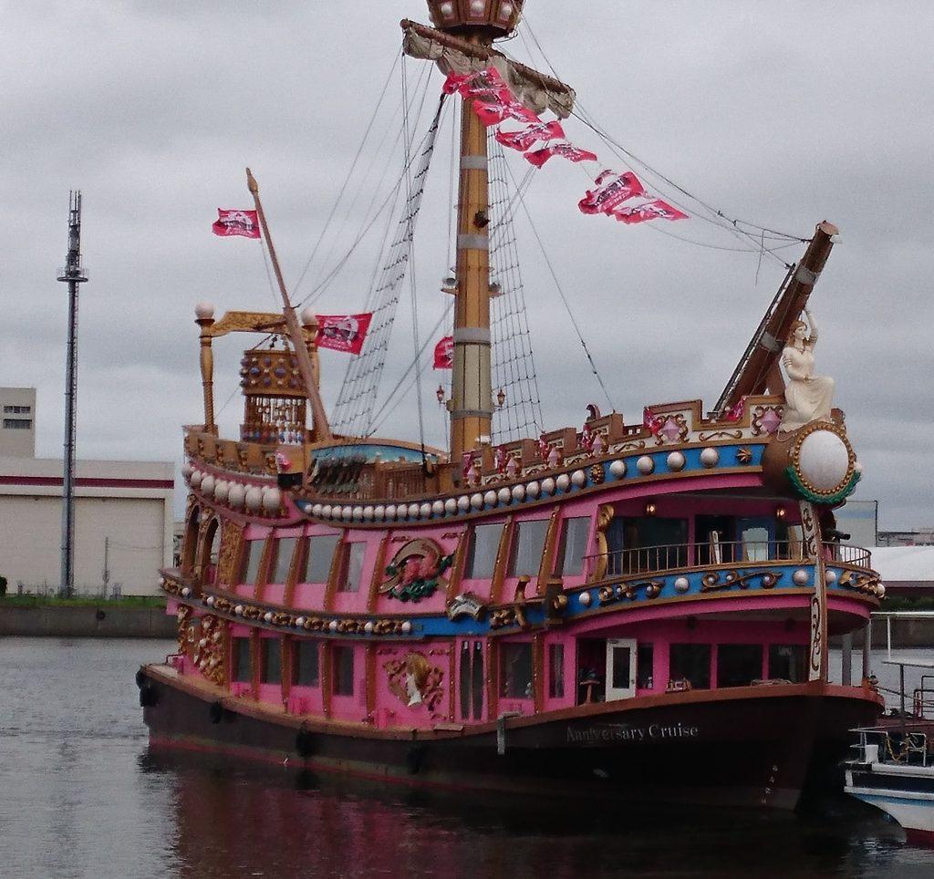 2016海賊船外観2