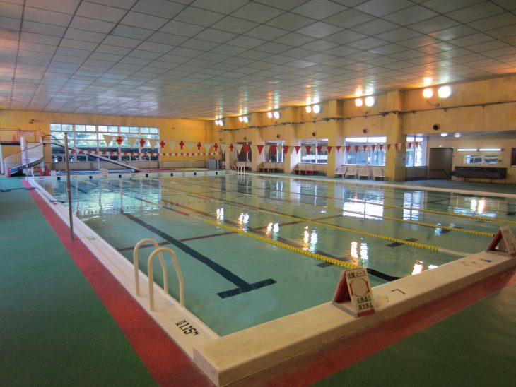 北谷津温水プール