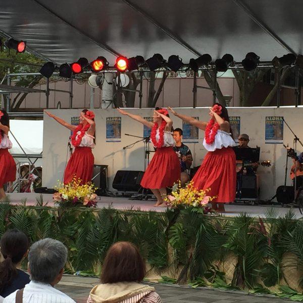 アロハフェスティバル in CHIBA 2017@千葉市中央公園<9/16(土)~18(月・祝)>