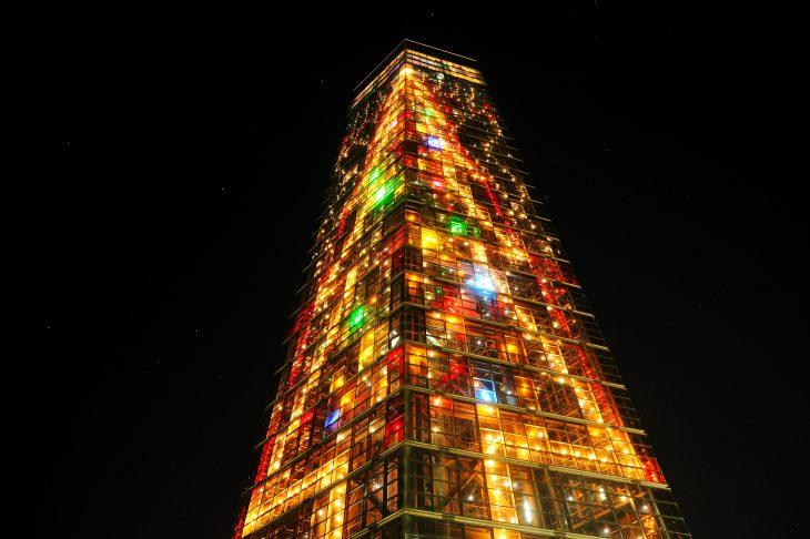 千葉ポートタワー Cサイドクリスマス2017<11/23(木・祝)〜12/25(月)>
