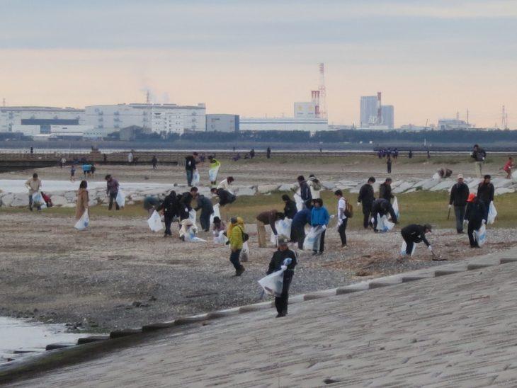 2020観光地美化キャンペーン@検見川の浜 参加者募集中!<11/23(月曜・祝)>