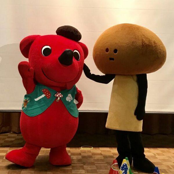 なめじろうとクイズ対決@千葉県立中央博物館<12/17(日)>
