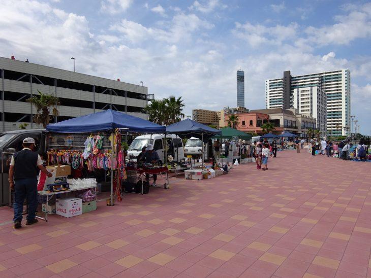 千葉みなとdeフリーマーケット@千葉みなと港湾緑地<7/14・8/11・9/8(日)>