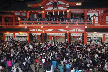 第95回節分祭@千葉神社<2/3(土)>