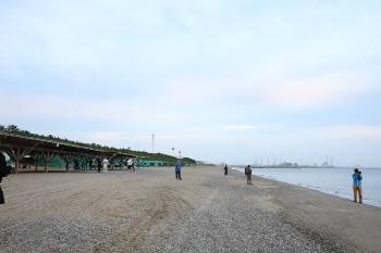 いなげの浜 (ビーチセンター前)